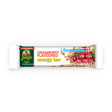 Energy Bar Cranberry Lite